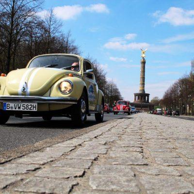 VW Käfer in Berlin, Straße des 17. Juni